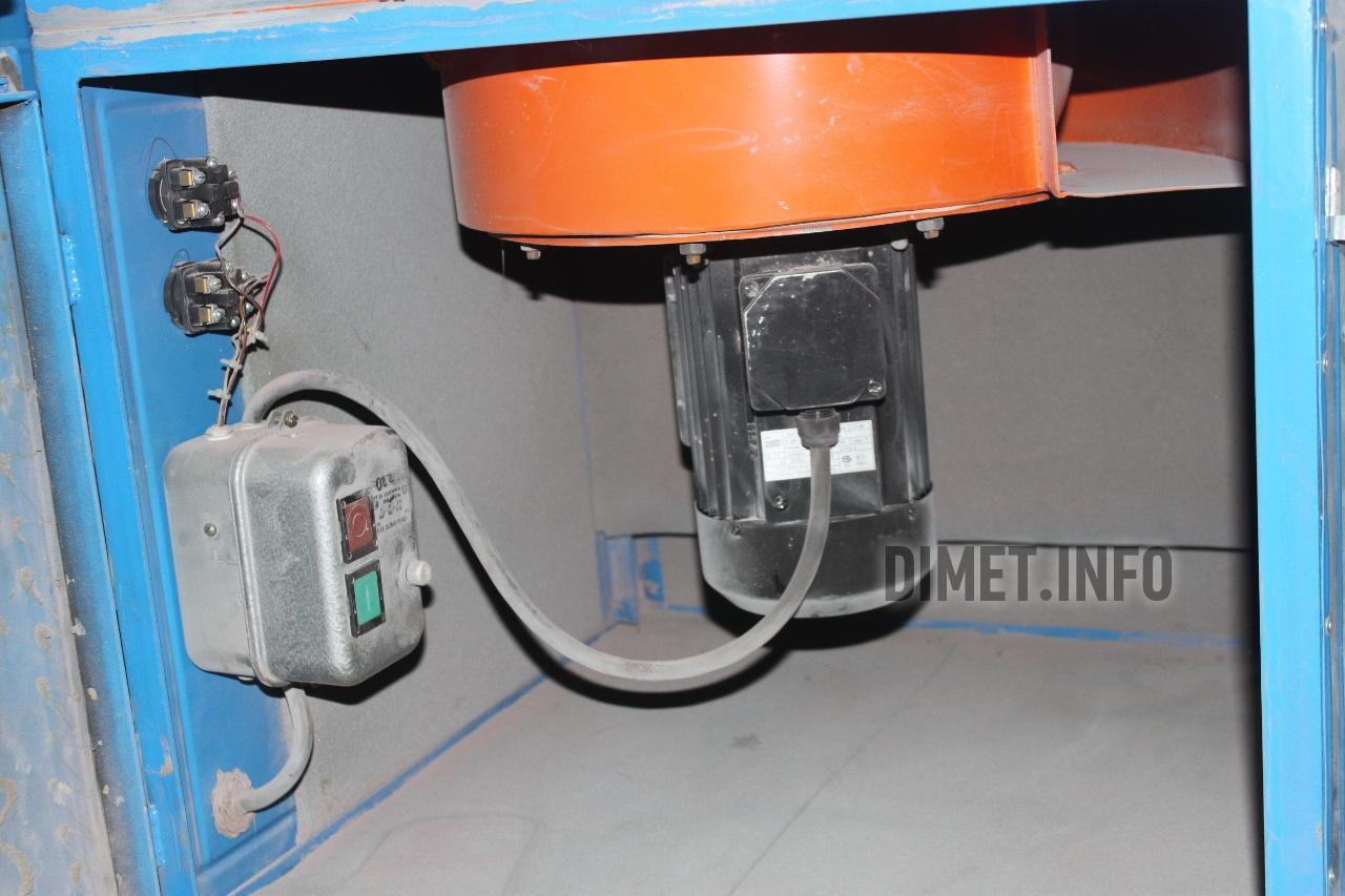 Автономные рециркуляционные установки «Поток 15 -М